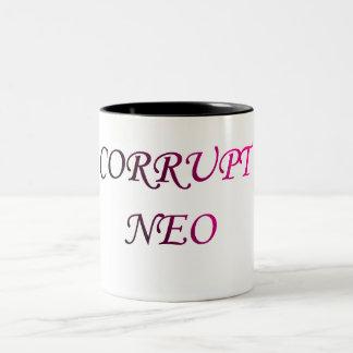 Corrupt Neo's Classic Mug