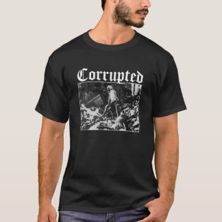 Corrupted - logo T-Shirt