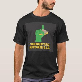 CorruptedQuesadillaBlack T-Shirt