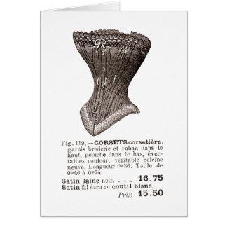corset Fig. 119 Card