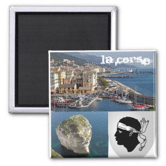 Corsica Magnet