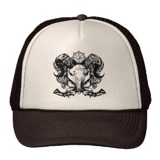 CORSICAN RAM HEAD TRUCKER HAT