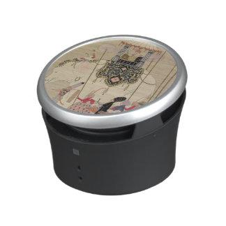 Cortège impérial (litho de couleur) haut-parleur bluetooth