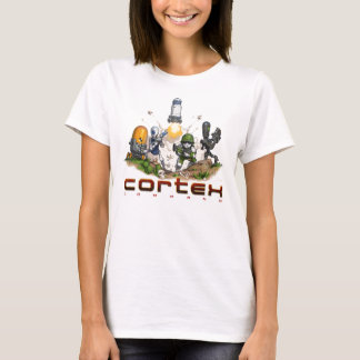 Cortex Command Splash Ladies Top
