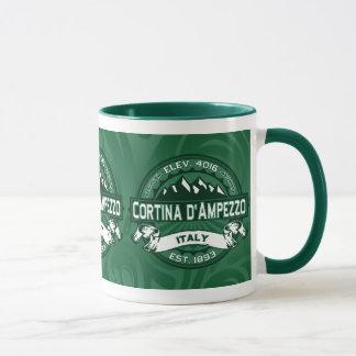Cortina d'Ampezzo Logo Mug