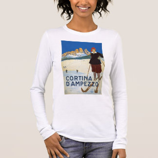 Cortina D'Amprezzo Long Sleeve T-Shirt