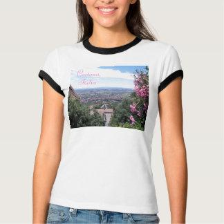 Cortona, Italia T-Shirt