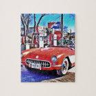 Corvette 66 jigsaw puzzle