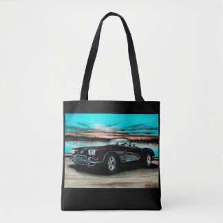 Corvette C1 Bag! Tote Bag
