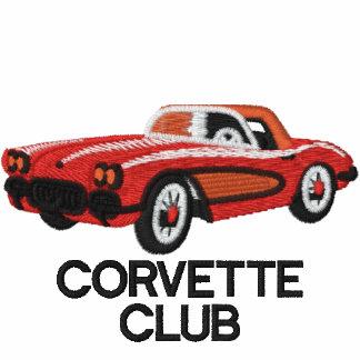CORVETTE CLUB MEN'S POLO SHIRT