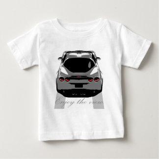 "Corvette ""Enjoy the view."" Baby T-Shirt"