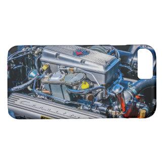 Corvette Fuel Injected Engine iPhone 8/7 Case