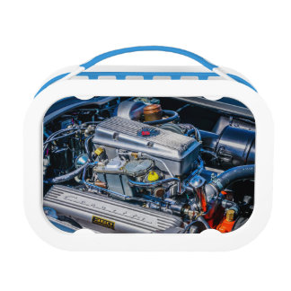 Corvette Fuel Injected Engine Lunchboxes