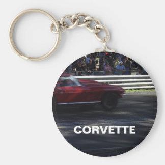 Corvette Key Chain