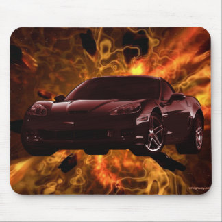 Corvette Mousepad