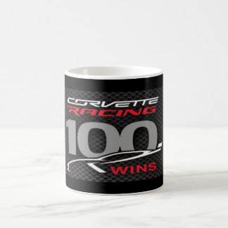 CORVETTE RACING 100 WINS- MUG