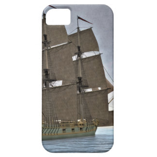 Corvette Sailing Vessel in Calm Waters Case For The iPhone 5