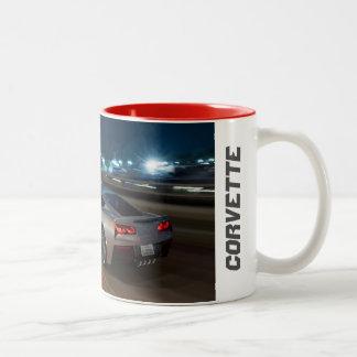 Corvette Stingray Coffee Mug