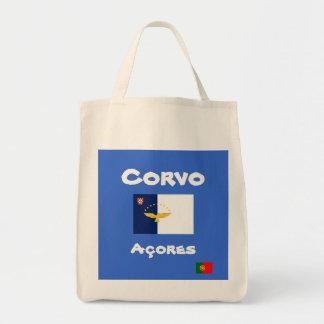 Corvo Azores Custom Tote Bag