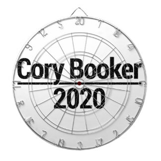 Cory Booker 2020 Dartboard