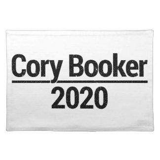 Cory Booker 2020 Placemat