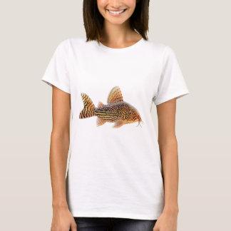 Corydoras Sterbai Ladies Babydoll T-Shirt