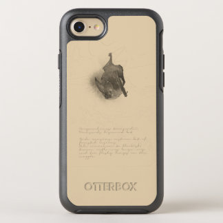 Corynorhinus Drawing Otterbox iPhone Case