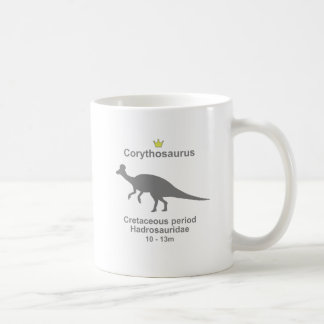 Corythosaurus g5 coffee mug