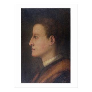 Cosimo de' Medici I (1519-74) as a young man, c.15 Postcard