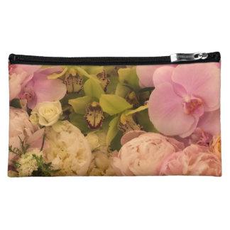 Cosmetic bag, bridesmaid gift, wedding party gift makeup bag