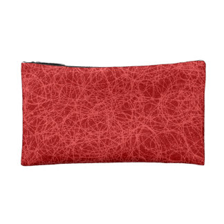 Cosmetic Bag Red Network