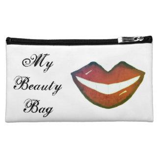 Cosmetic makeup bag. cosmetics bags