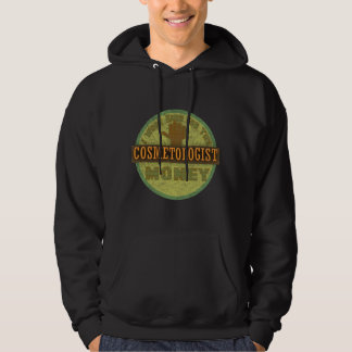 COSMETOLOGIST HOODED PULLOVERS