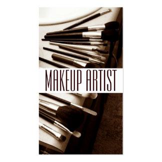 Cosmetologist Makeup Artist Beauty Salon Business Card