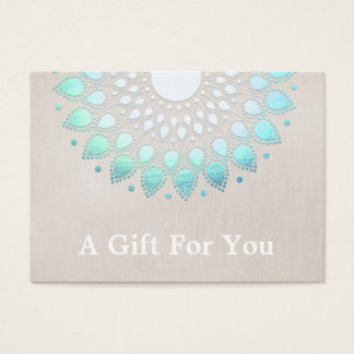 Cosmetologist Salon and Spa Gift Card