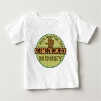 COSMETOLOGIST TSHIRTS