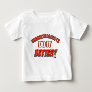 Cosmetologists job designs baby T-Shirt