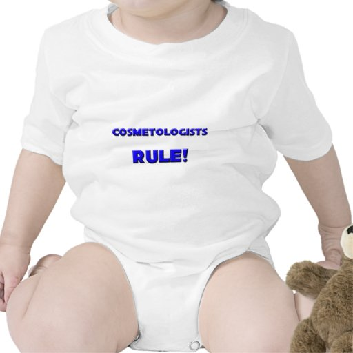 Cosmetologists Rule! T-shirts