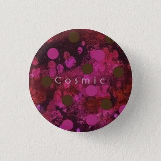 Cosmic 1 Inch Round Button