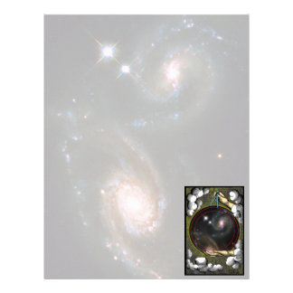 Cosmic Alchemy - Letterhead
