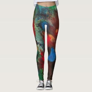 Cosmic Analysis No.1 Leggings
