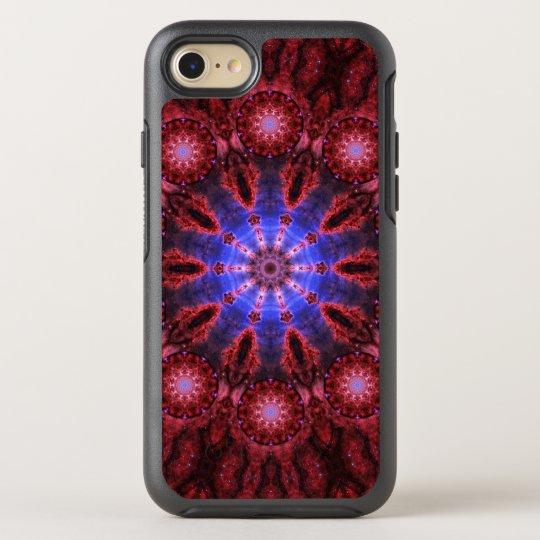 Cosmic Aura Mandala OtterBox Symmetry iPhone 7 Case