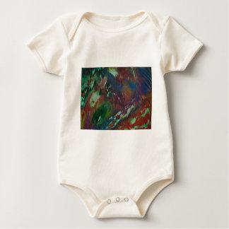 Cosmic Aurora Baby Bodysuit