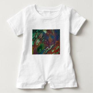 Cosmic Aurora Baby Romper