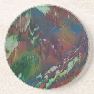 Cosmic Aurora Coaster
