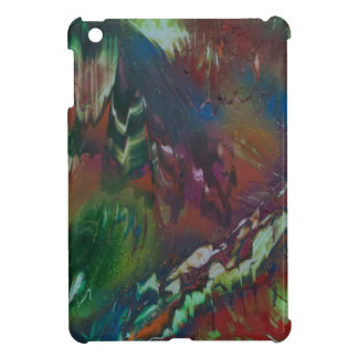 Cosmic Aurora Cover For The iPad Mini