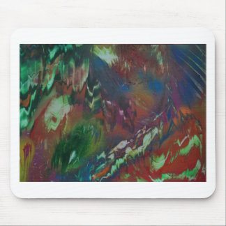 Cosmic Aurora Mouse Pad