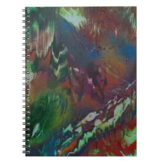 Cosmic Aurora Notebook