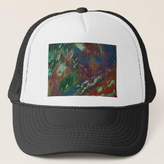 Cosmic Aurora Trucker Hat