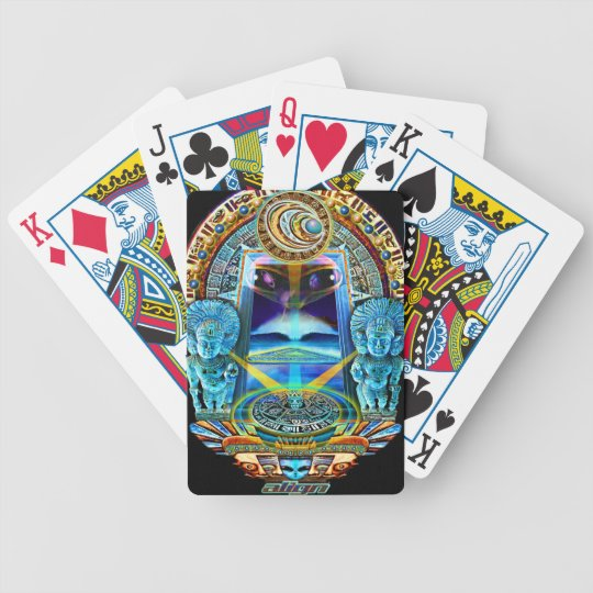 Cosmic Balance playing cards